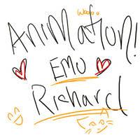 Emo Richard by NiranAroon