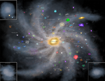 Ancerious Galaxy Map