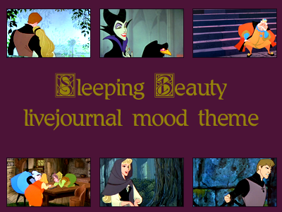Sleeping Beauty Mood Theme by snow-white-kt