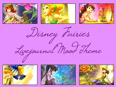 Disney Fairies Mood Theme by snow-white-kt