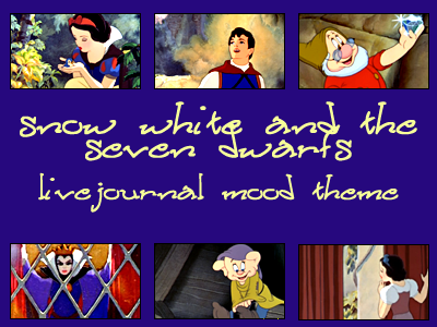 Snow White Mood Theme by snow-white-kt
