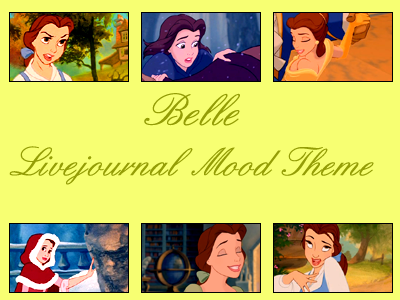Belle Mood Theme by snow-white-kt