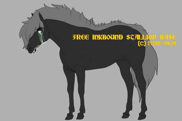 Free INKBOUND Stallion Base by TOXIC-SKYII