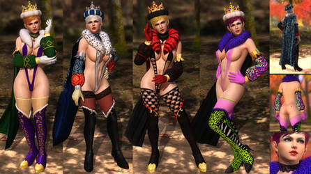 8xsnxugp Mjfrm Anna wiiliams in sailor jupiter inspired outfit. https www deviantart com streetmodders gallery 58269964 dead or alive 5 last round mods
