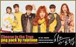 Cheese in the trap PNGPACK by RAINTONE