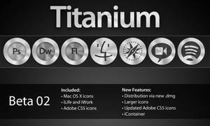 Titanium Icon Set - Beta 2