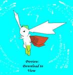 Shaymin Sky Form Animation