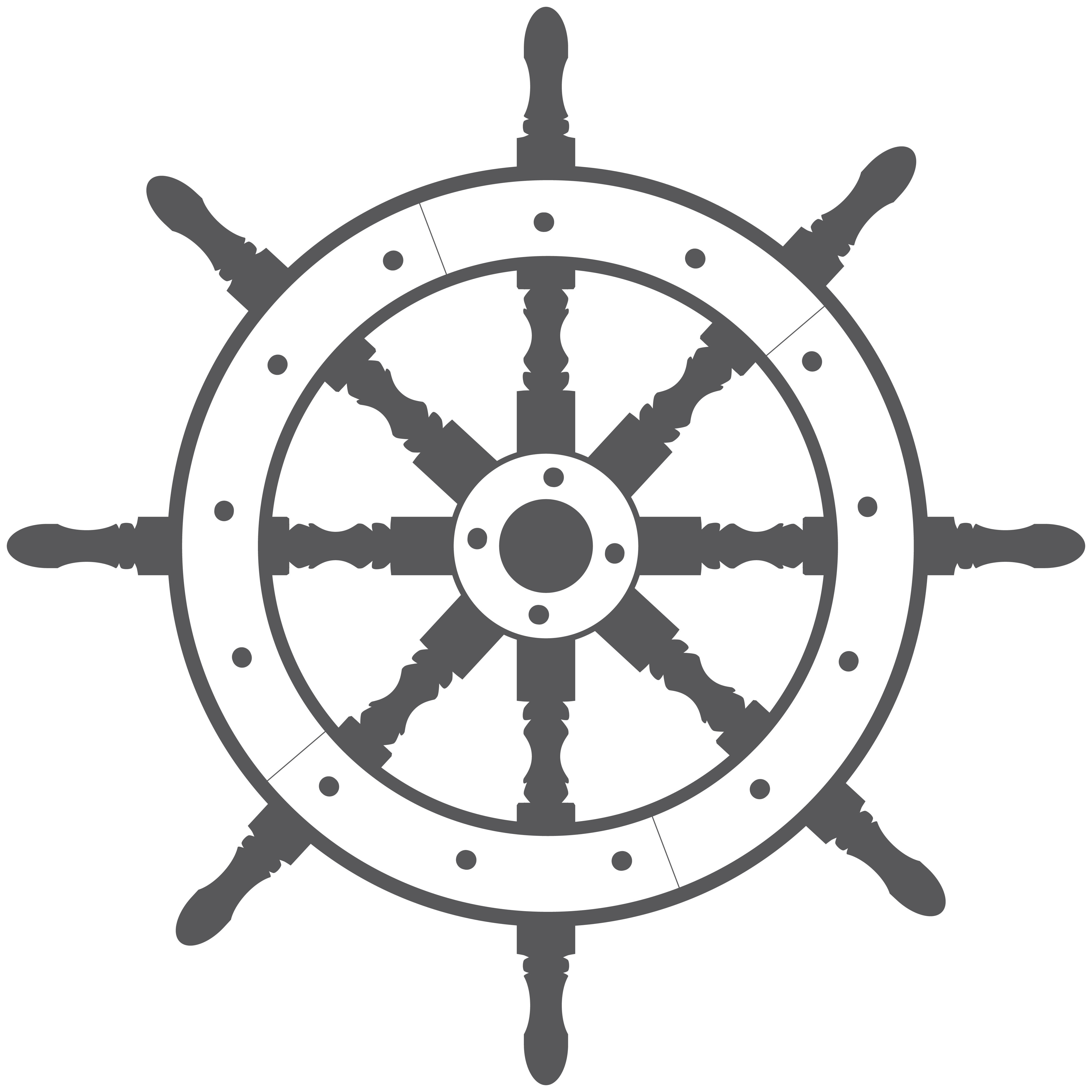 clipart ship steering wheel - photo #17