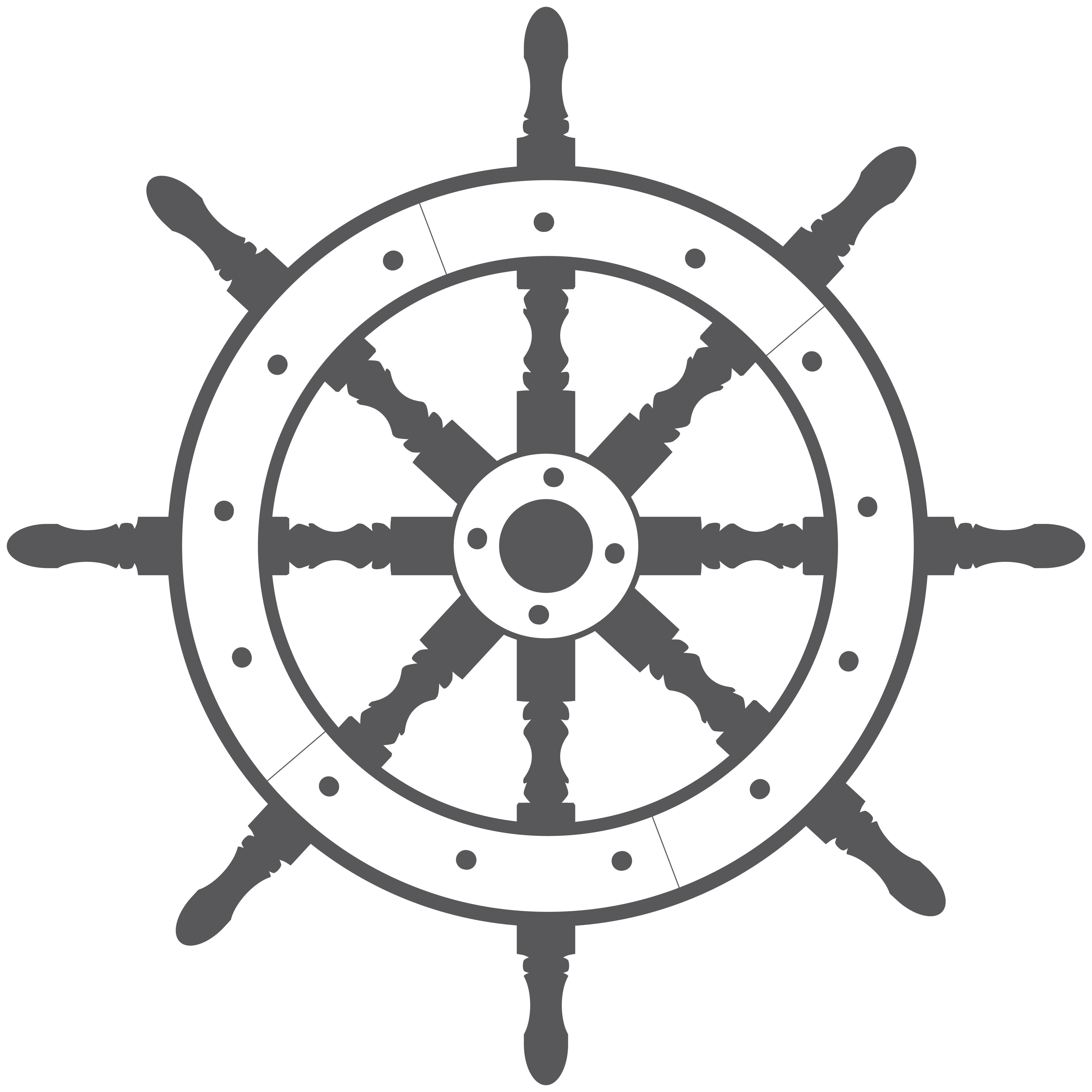clipart ship wheel - photo #18