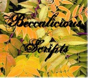 Frivolity by Beccalicious