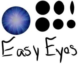Easy Eye Brushes by supaslimstock