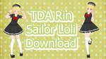 TDA Rin Sailor Lolita Download