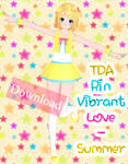 TDA Rin Vibrant Love - Summer Download