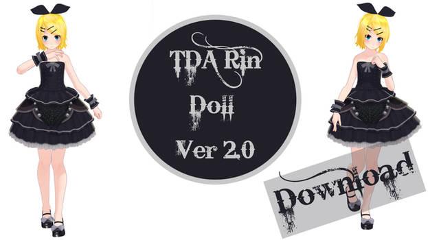 TDA Rin Doll Ver 2.0 Download [MMD]