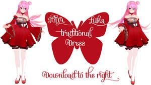 TDA Luka traditional dress Download [MMD]