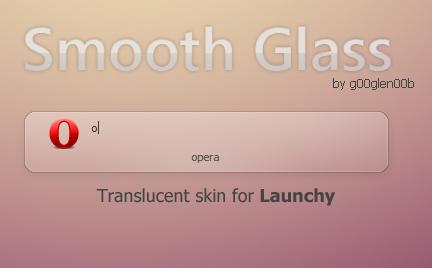 Smooth Glass by g00glen00b