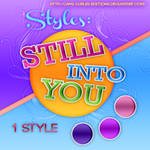 STYLES: Still Into You~~