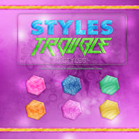 +Styles: Trouble~~ by CAMI-CURLES-EDITIONS