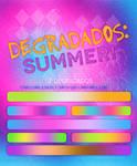 +DEGRADADOS~~ SUMMER!