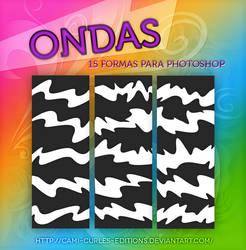 +RECURSOS: Ondas/ formas para PS~~ by CAMI-CURLES-EDITIONS