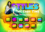 +STYLES: One Last Time 