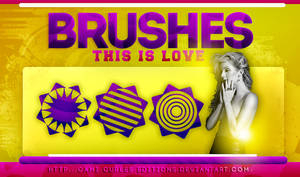 +BRUSHES: This is love|