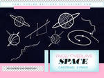 +RECURSOS: Pngs/Overlays - SPACE/PLANETS