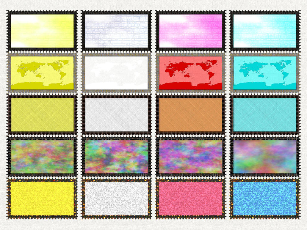 cubepolis stamp template png 3 by taketo take to stock on deviantart