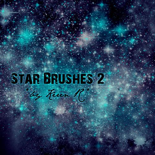 Stars Brushes 2 by KeReN-R