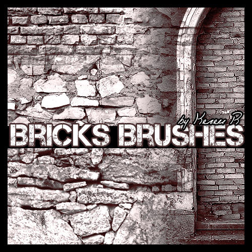 Bricks Brushes by KeReN-R