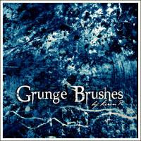 Grunge Brushes by KeReN-R