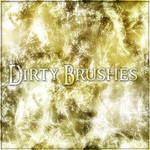 Dirty Brushes.. for change..
