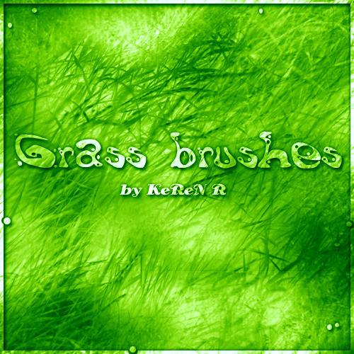 Grass Brushes by KeReN-R