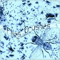 Flies Brushes