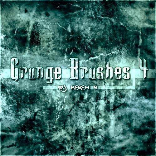 Grunge Brushes 4 by KeReN-R