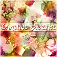 Candies Brushes by KeReN-R