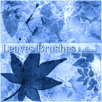 Leaves Brushes by KeReN-R