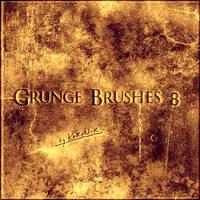 Grunge Brushes 8 by KeReN-R