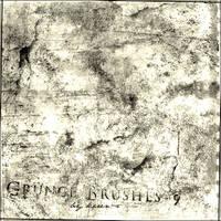 Grunge brushes 9 by KeReN-R