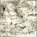 Grunge brushes 9