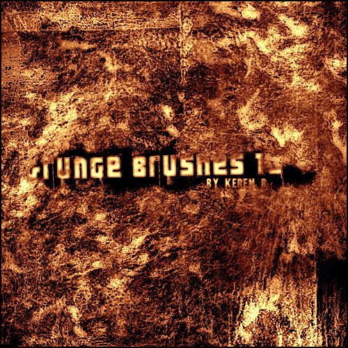 Grunge Brushes 10