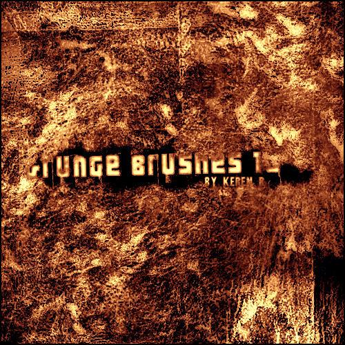 Grunge Brushes 10 by KeReN-R