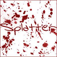 Splatter brushes by KeReN-R