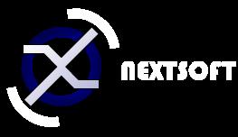 NextSoft Intro Logo by fedyfausto
