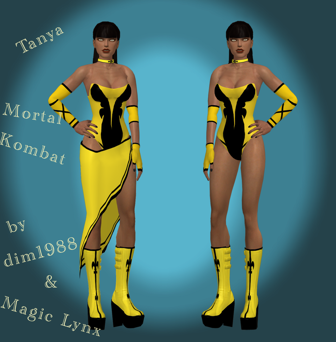Mortal Kombat Female Characters | Car Interior Design