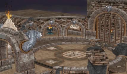 Edenian Ruins - Mortal Kombat