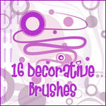 Decorative Brushes III