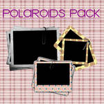 polaroids pack png