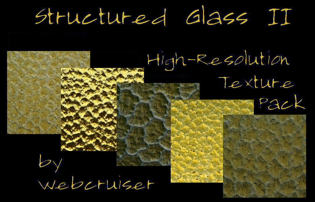 Sturctured Glass Pack II by webcruiser