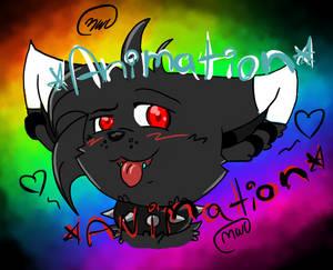 *ANIMATION!!* Gay Flirty Nero